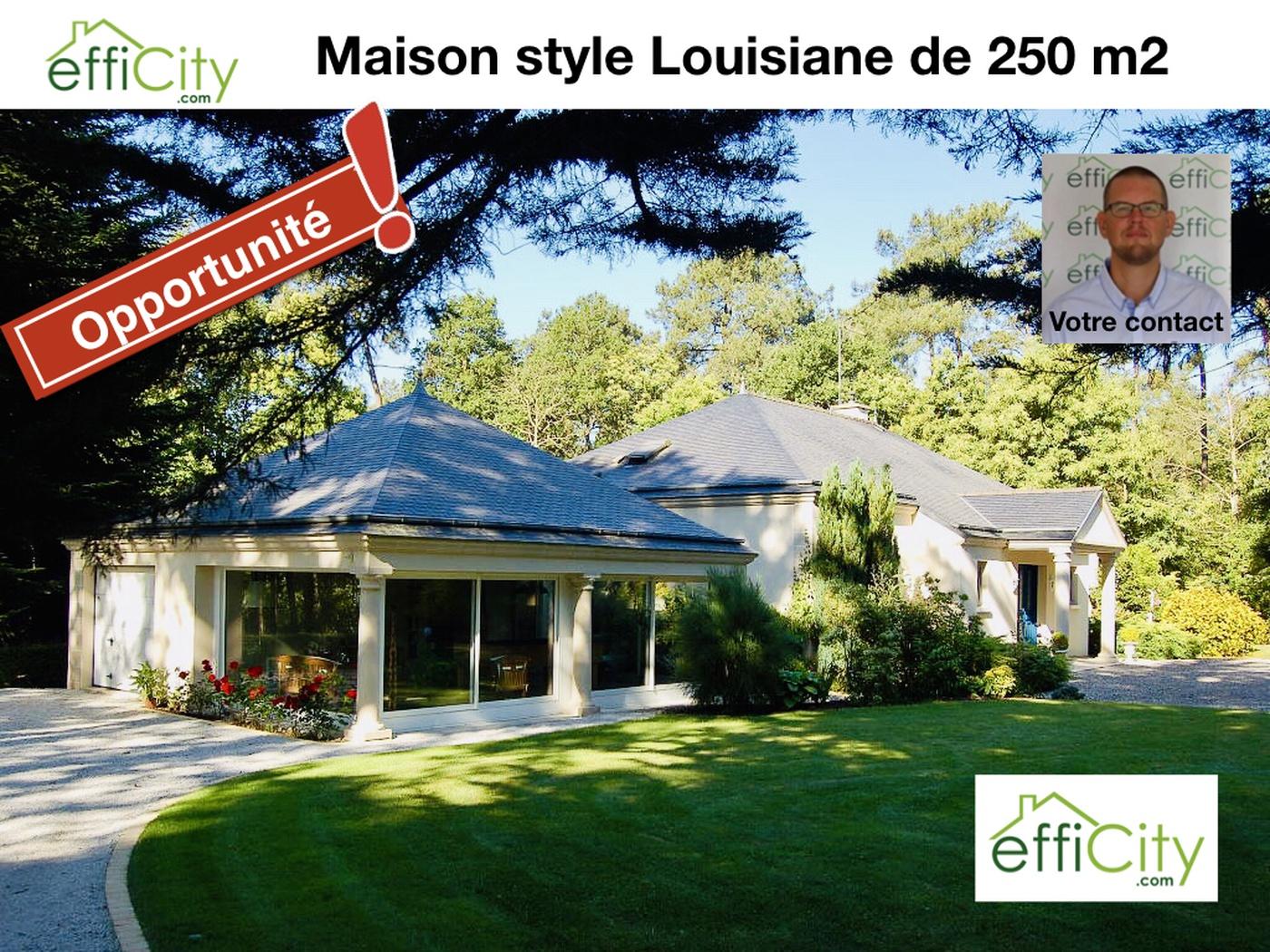Maison Type Louisiane OXH58 - Napanonprofits