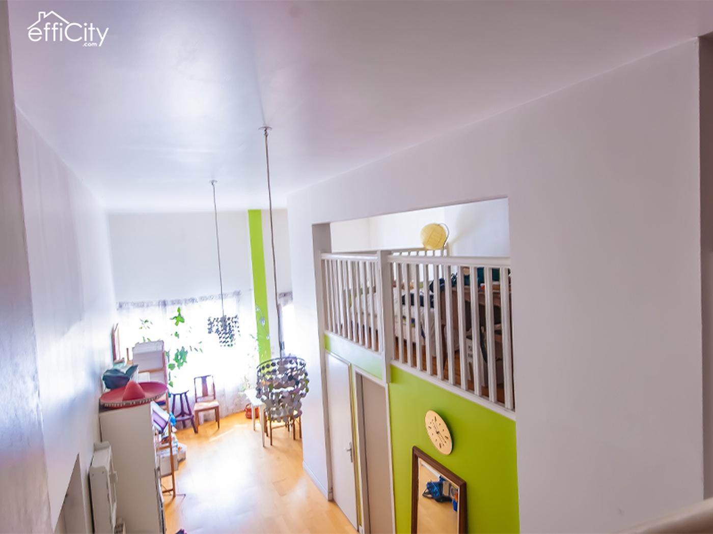 Achat Espace Atypique Lyon achat appartement 87 m2 lyon (69008), 3 pièces