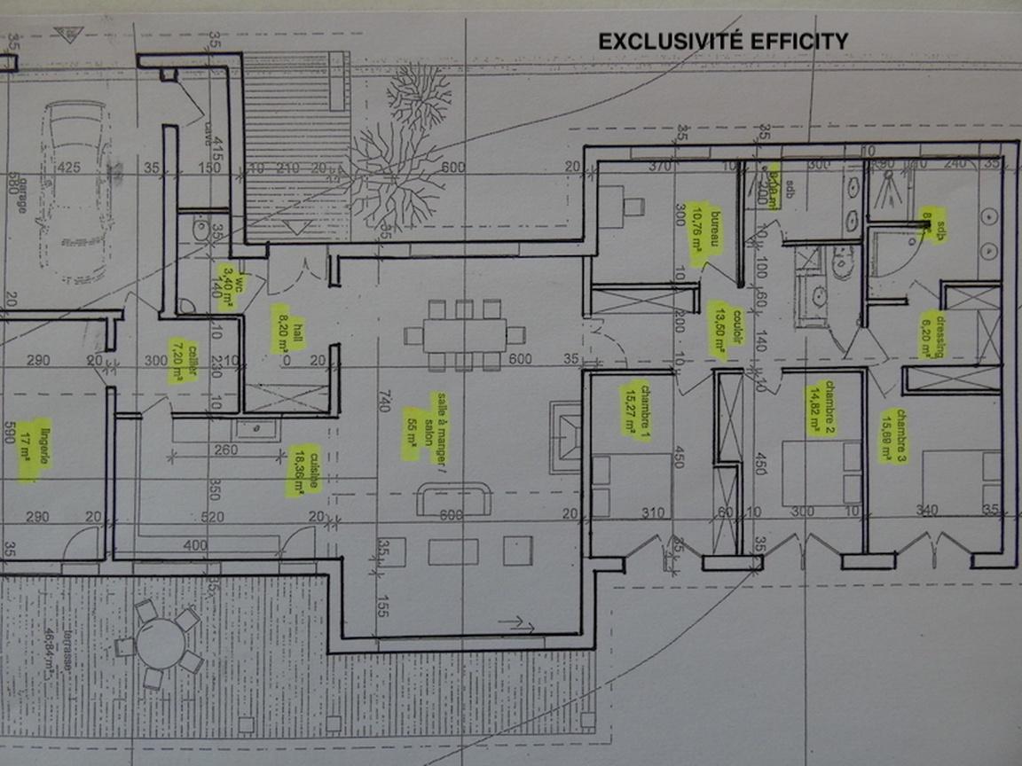 38 Plan Maison Pour Terrain 200m2 Maison