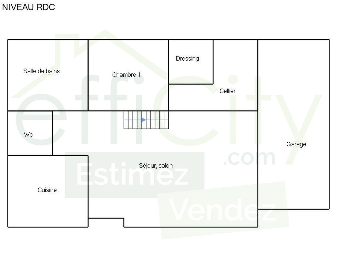 Achat Maison 130 M2 Crossac 44160 5 Pieces