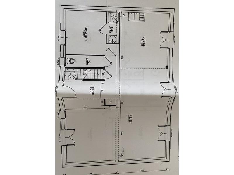Achat Maison 160 M2 Fresnoy En Thelle 60530 5 Pieces