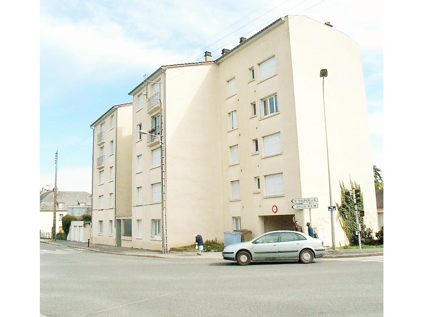 Salle De Bain Beige Marron ~ Achat Immeuble 1070 M2 Gueret 23000