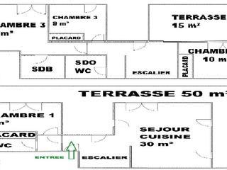 site plan q Choisy-le-Roi