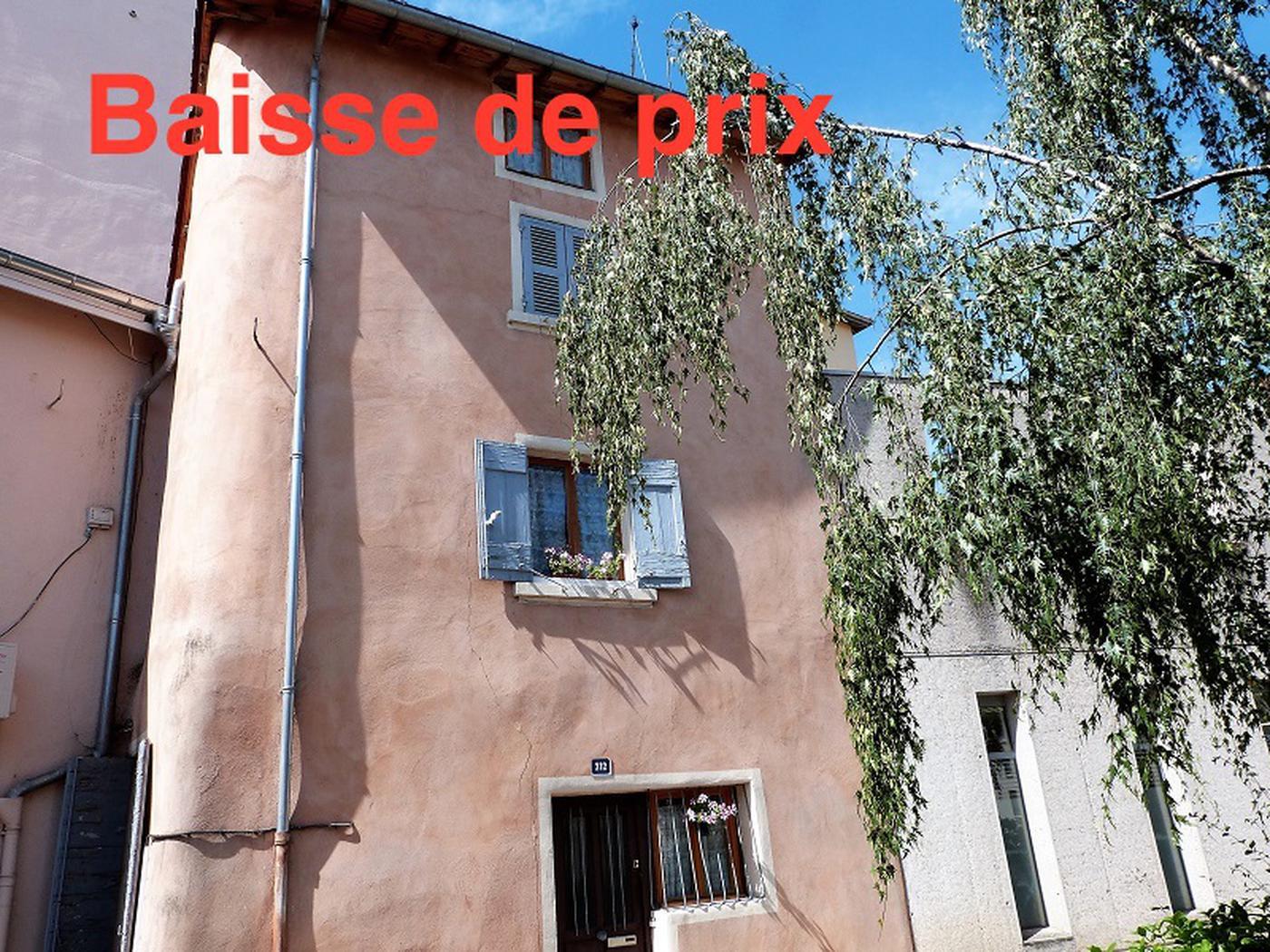 Salle De Bain Villefranche Sur Saone ~ achat maison 72 m2 villefranche sur sa ne 69400 3 pi ces